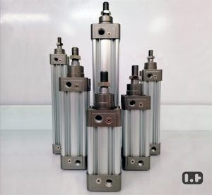 Standard pneumatic cylinder ISO 15552