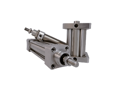 stainless steel ISO